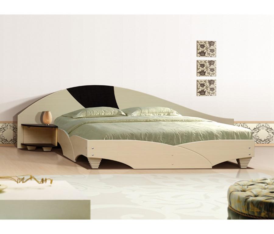 Кровать ЖасминКровати<br><br><br>Длина мм: 2340<br>Высота мм: 810<br>Глубина мм: 2050