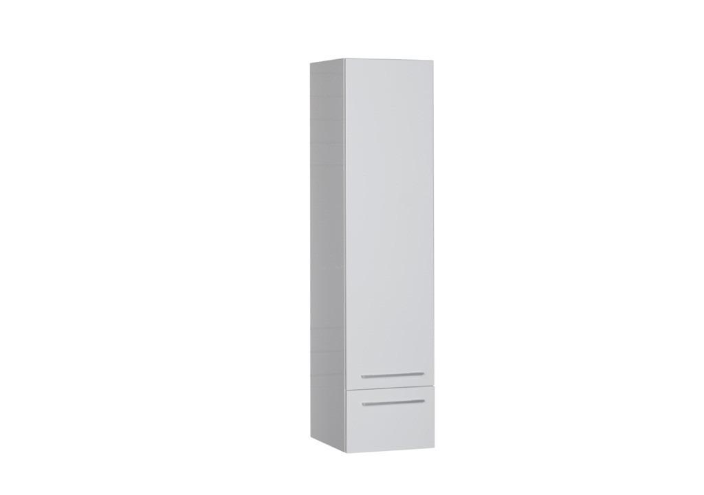Пенал Aquanet Нота 40 белыйШкафы пеналы для ванной<br><br><br>Длина мм: 0<br>Высота мм: 0<br>Глубина мм: 0<br>Цвет: Белый Глянец