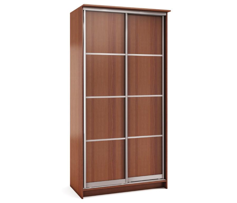 Шкаф 2-х дверный СБ-1085БП ЯблоняШкафы<br><br><br>Длина мм: 1203<br>Высота мм: 2420<br>Глубина мм: 544