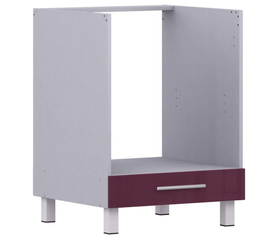 Анна АСД-1-60 стол под встраиваемую техникуМебель для кухни<br>Стол под встраиваемую технику  Анна АСД-1-60  станет практичным и эргономичным приобретением.<br><br>Длина мм: 600<br>Высота мм: 820<br>Глубина мм: 563