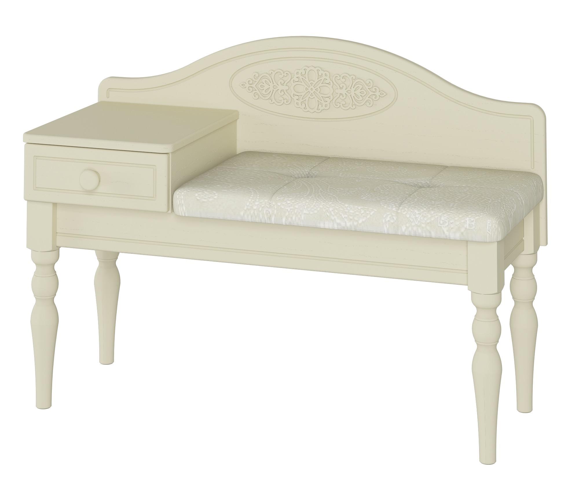 Банкетка Ассоль плюс АС-41 мебель для детской