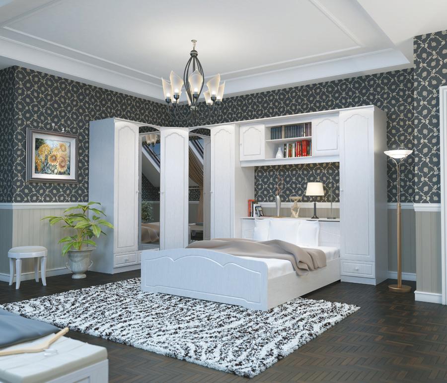 Амалия Спальня Набор 1