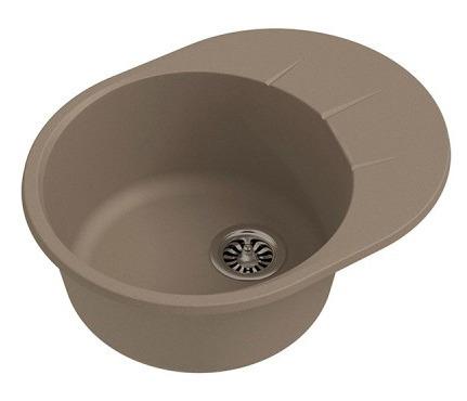 Мойка EWIGSTEIN RUND 45FМойки, сушки, смесители<br>Мойка прекрасно выдержит воздействие чистящих средств, механические удары, повышенную влажность и температуру. Модель EWIGSTEIN RUND 45F абсолютно экологична и безопасна, что делает ее лучшим выбором для современной кухни.]]&gt;<br><br>Длина мм: 450<br>Высота мм: 200<br>Глубина мм: 580