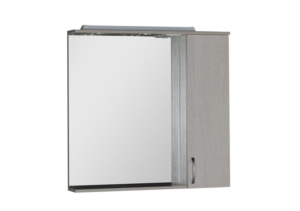 Зеркало Aquanet Донна 90 белый дубЗеркало- шкаф для ванной<br><br><br>Длина мм: 0<br>Высота мм: 0<br>Глубина мм: 0<br>Цвет: Белый дуб