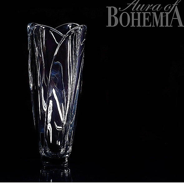 Ваза для цветов Crystalite Bohemia Globus 25 см ваза globus высота 30 5см crystalite 669 310