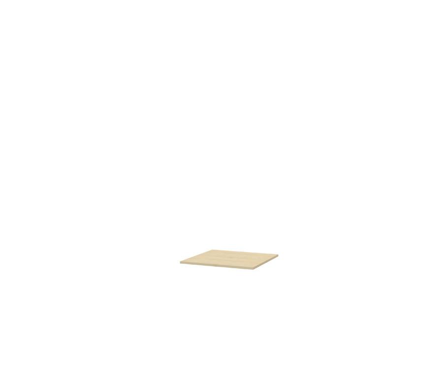 София СТЛ.098.25 Полки ДСП (2 шт.)Гарнитуры<br><br><br>Длина мм: 563<br>Высота мм: 16<br>Глубина мм: 563