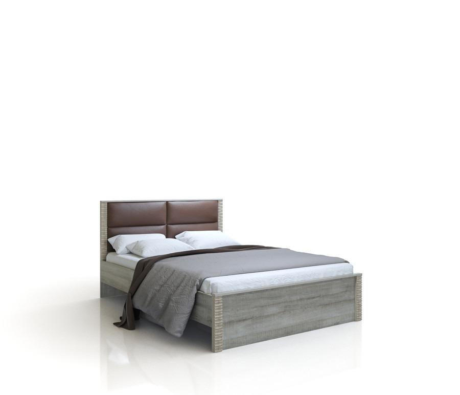 Тиффани СВ-510/1 кровать с подъемным механизмом 1600Кровати<br><br><br>Длина мм: 1632<br>Высота мм: 951<br>Глубина мм: 2060<br>Цвет: Дуб аутентик