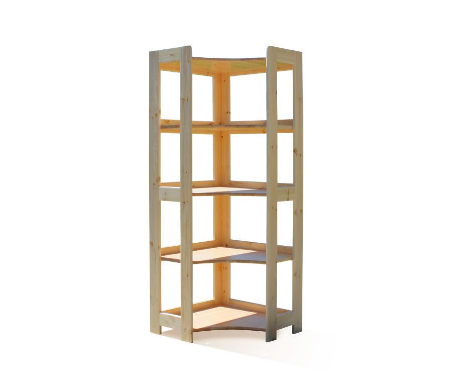 Кантри (Карелия) МС-3 стеллаж угловой соснаСопутствующие<br>Выполняется из натурального дерева.&#13;ВНИМАНИЕ! Перед началом эксплуатации вне помещений, необходимо обработать деревянные части мебели специализированными защитными составами!&#13;]]&gt;<br><br>Длина мм: 625<br>Высота мм: 1610<br>Глубина мм: 625