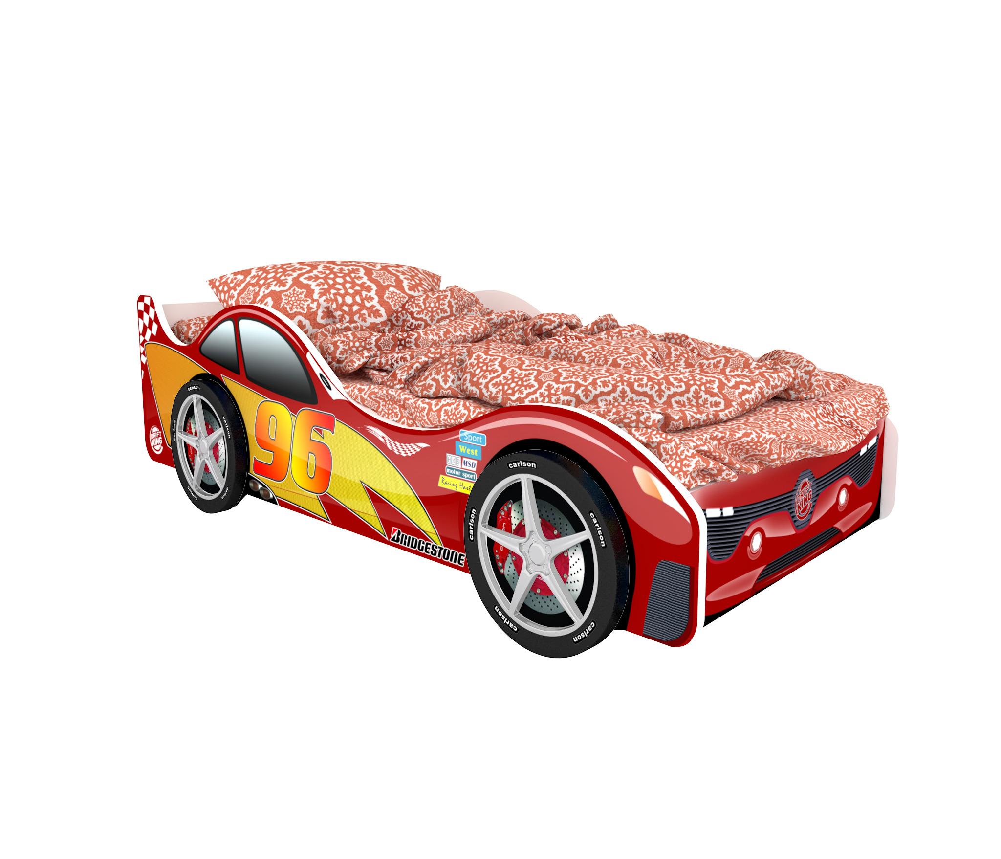 Кровать машина ТокиоКровати - машины<br><br><br>Длина мм: 1700<br>Высота мм: 500<br>Глубина мм: 750