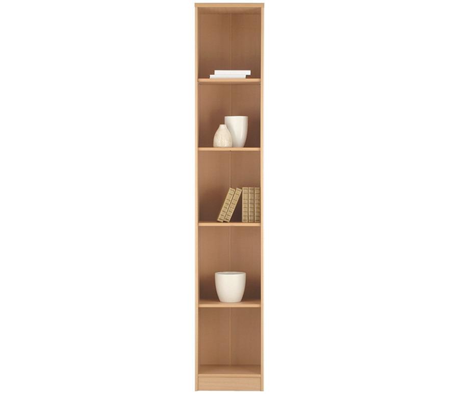 Симба С-07 СтеллажСтеллажи<br>Удобный высокий стеллаж для книг и документов.<br><br>Длина мм: 400<br>Высота мм: 2235<br>Глубина мм: 355