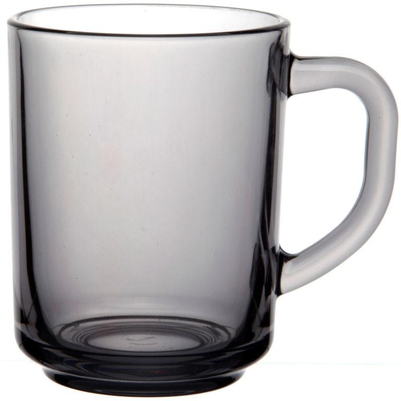 Фото - Кружка стеклянная Pasabahce Грей 250 мл кружка стеклянная pasabahce грей 325 мл