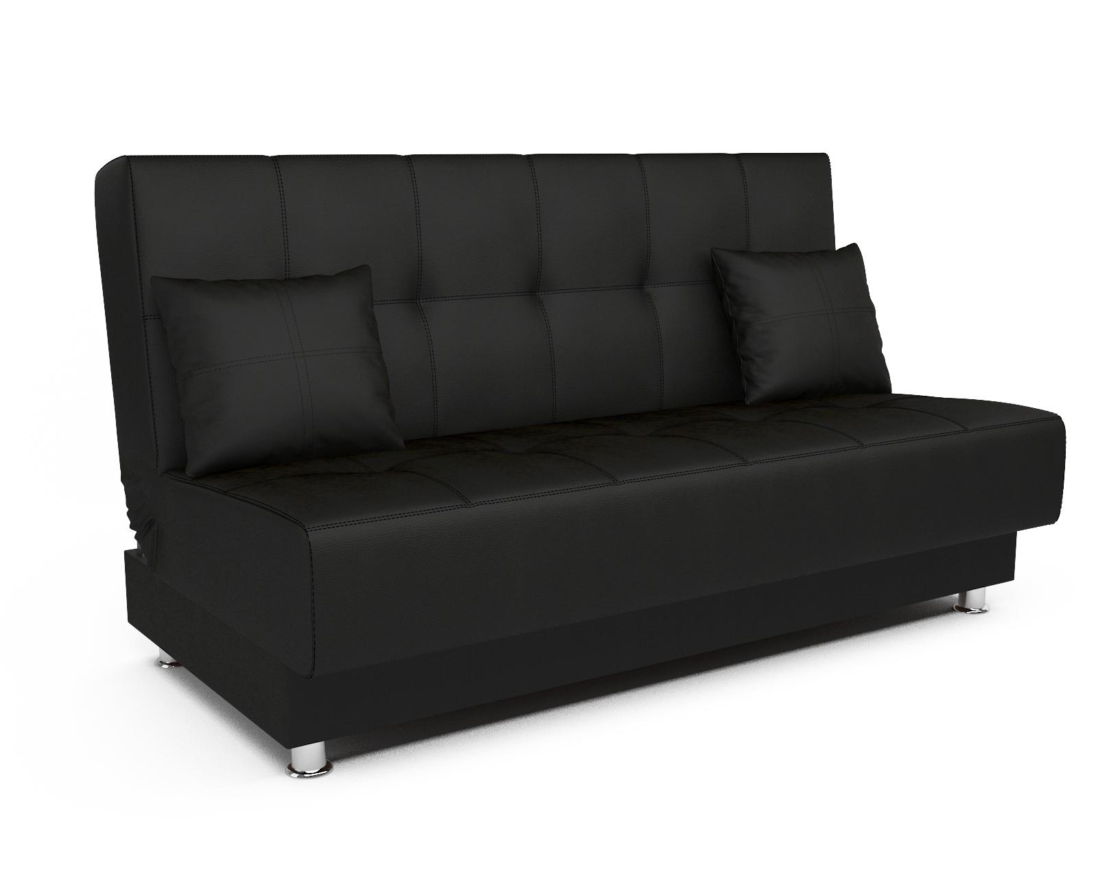 Прямой диван Мария (экокожа) фото