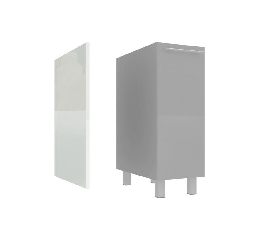 Анна ФП 720*570*16 ФальшпанельМебель для кухни<br>Фальшпанель для одностворчатого кухонного шкафа.