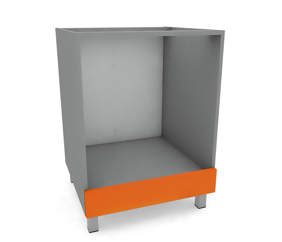 Анна АСД-60 стол под встраиваемую техникуКухня<br><br><br>Длина мм: 600<br>Высота мм: 820<br>Глубина мм: 563