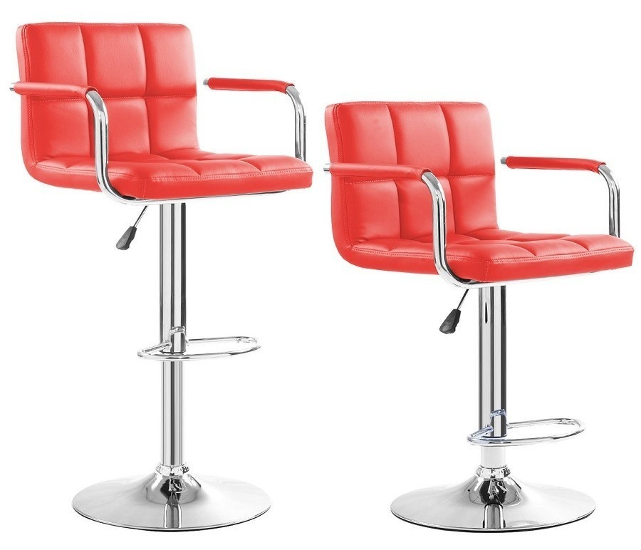 Барный стул (2шт.) HW50133Барные стулья<br><br><br>Длина мм: 420<br>Высота мм: 1180<br>Глубина мм: 430