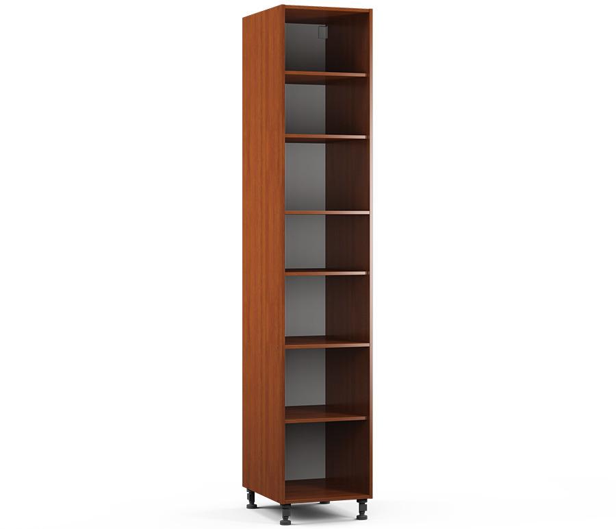 Регина РП-345 Пенал 450Мебель для кухни<br>Вертикальный пенал с открытым фасадом послужит отличной системой хранения для кухонь.<br><br>Длина мм: 450<br>Высота мм: 2370<br>Глубина мм: 563