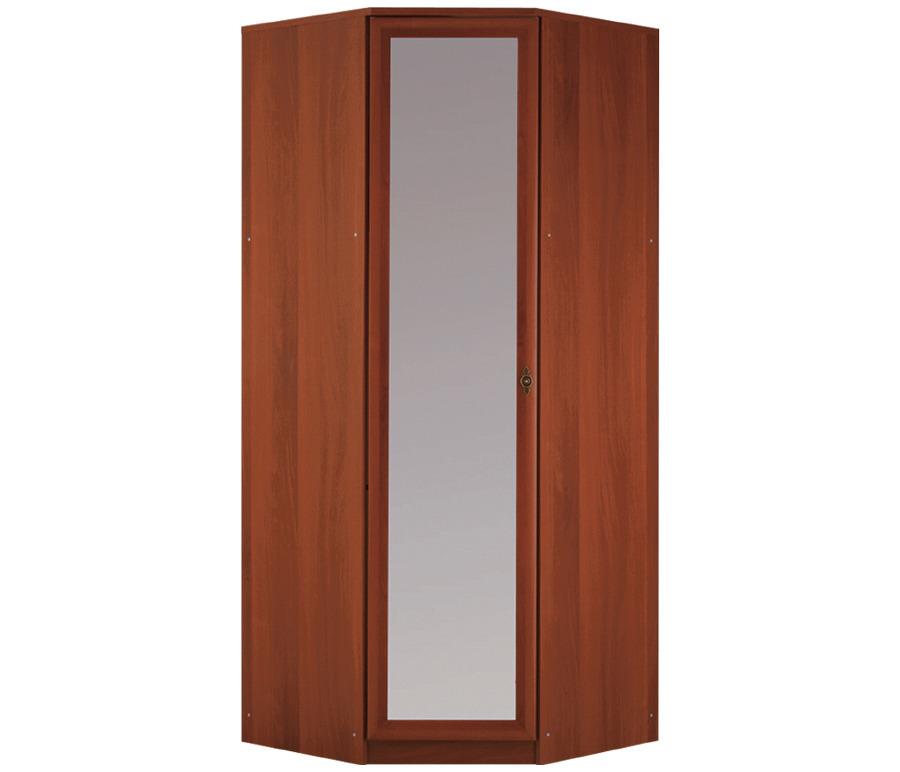 Джорджия СБ-101 Шкаф угловой с зеркаломШкафы<br>Угловой шкаф  Джорджия  - это идеальная система хранения для вашего дома.<br><br>Длина мм: 930<br>Высота мм: 2236<br>Глубина мм: 930