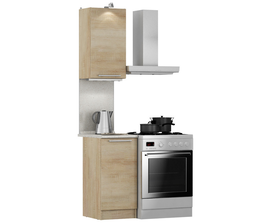 Ангелина-40 Классик Кухонный гарнитурКухонные гарнитуры<br><br><br>Длина мм: 400<br>Высота мм: 2138<br>Глубина мм: 460
