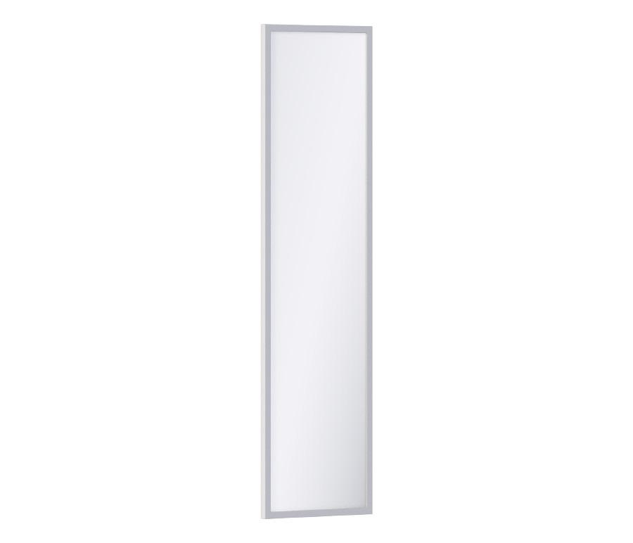 Зара СБ-2576 Зеркало 400*1600 БелыйЗеркала<br><br><br>Длина мм: 400<br>Высота мм: 1600<br>Глубина мм: 29