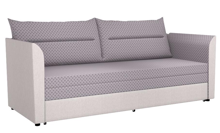 Прямой диван Беатрис-4 шенилл фото