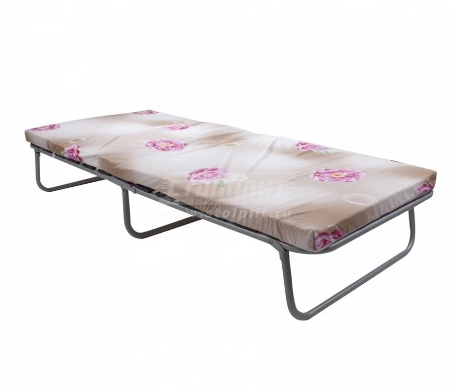 Кровать раскладная АнжеликаКровати<br><br><br>Длина мм: 800<br>Высота мм: 285<br>Глубина мм: 1900