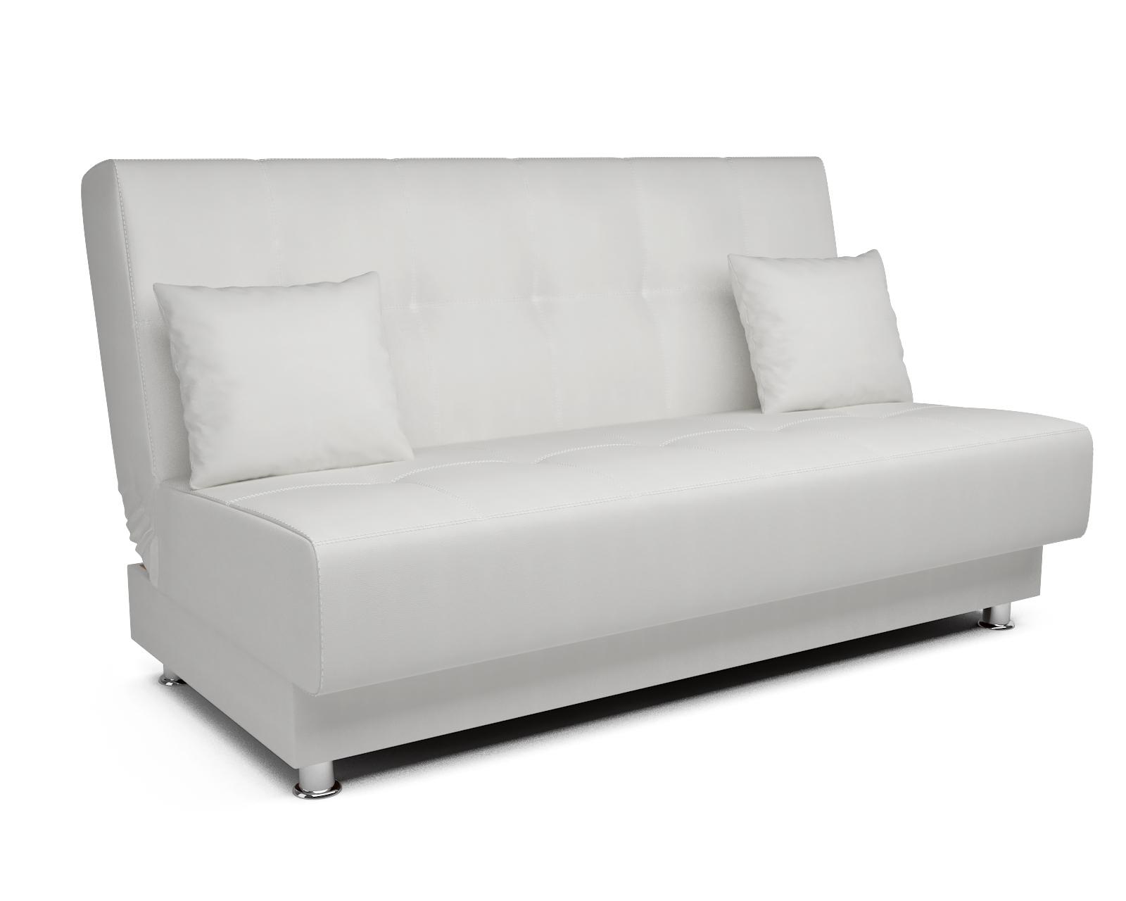 Прямой диван Мария (экокожа)