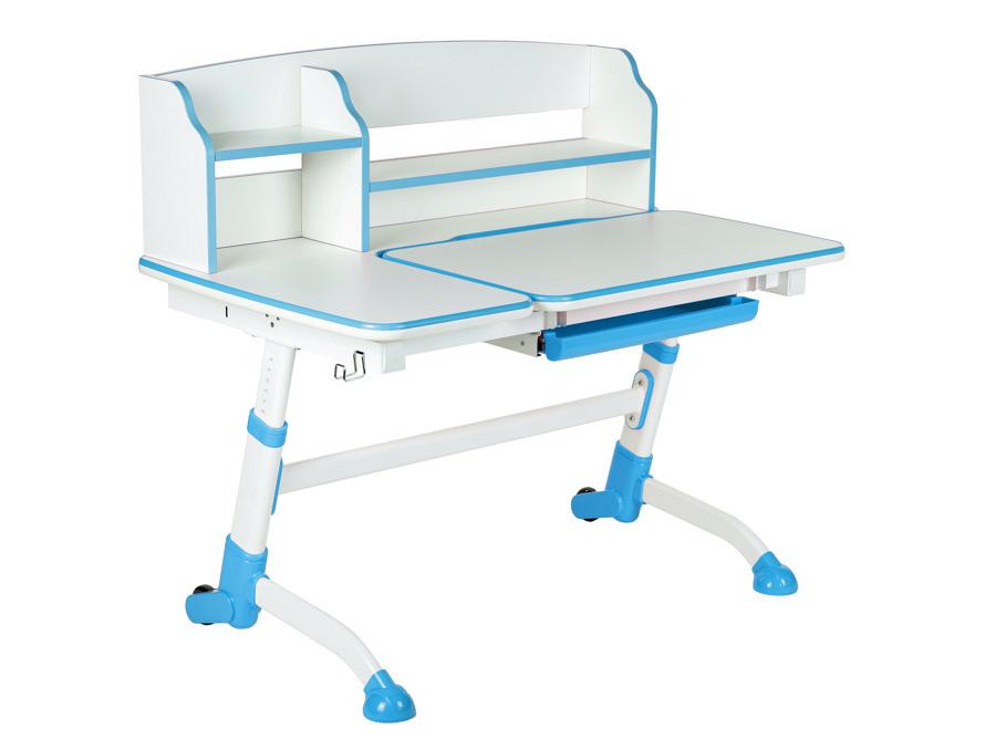 Парта-трансформер с надстройкой Amare IIДетские парты, столы и стулья<br><br><br>Длина мм: 720<br>Высота мм: 790<br>Глубина мм: 210