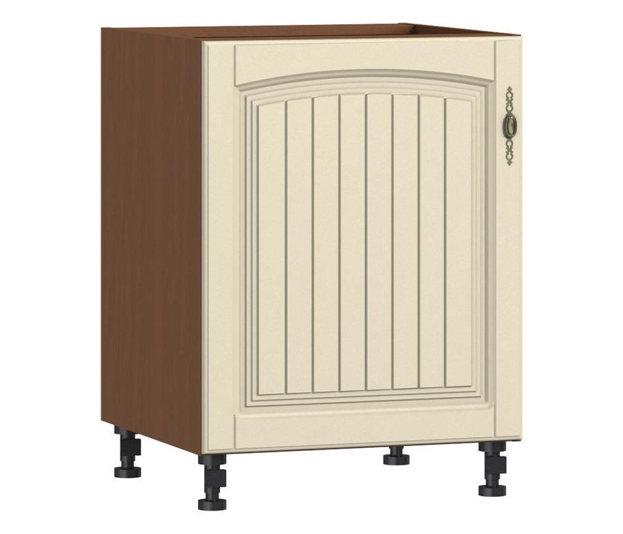 Регина РС-60 столГарнитуры<br>Удобный стол для кухни с двумя полками, закрытыми ящиками. &#13;Дополнительно рекомендуем приобрести столешницу.<br><br>Длина мм: 600<br>Высота мм: 820<br>Глубина мм: 563
