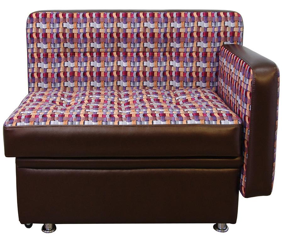Диван Фокус. Подлокотник справа (125 кат.2)Мягкая мебель<br><br><br>Длина мм: 125<br>Высота мм: 82<br>Глубина мм: 67