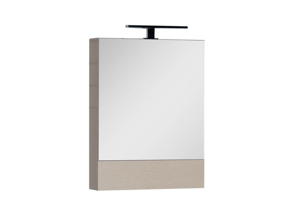 Зеркало Aquanet Нота 58Зеркало- шкаф для ванной<br><br><br>Длина мм: 0<br>Высота мм: 0<br>Глубина мм: 0<br>Цвет: Светлый дуб