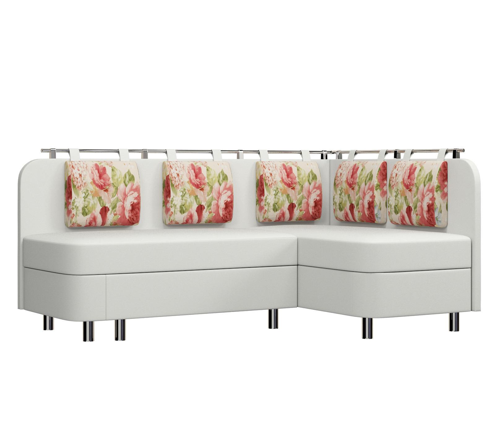 Кухонный уголок Лагуна М2 со спальным местомМягкая мебель<br><br><br>Длина мм: 1810<br>Высота мм: 885<br>Глубина мм: 1210