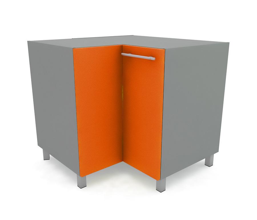 Анна АСУР-90 стол угловойМебель для кухни<br><br><br>Длина мм: 883<br>Высота мм: 820<br>Глубина мм: 883