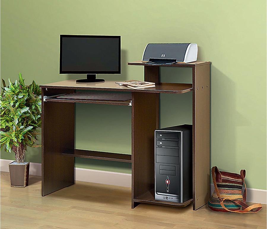 Стол компьютерный ск-3Кабинет<br><br><br>Длина мм: 920<br>Высота мм: 970<br>Глубина мм: 550
