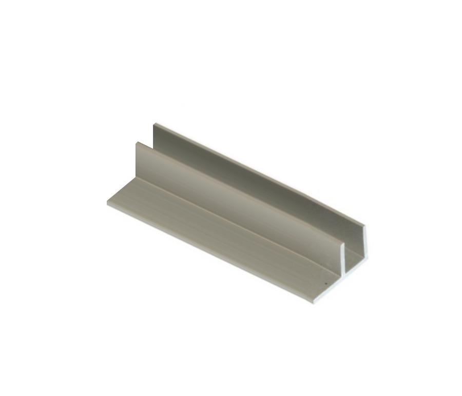 Планка мебельный щит Ф-угл СТ-2 МАксессуары для кухни<br><br><br>Длина мм: 655<br>Высота мм: 10<br>Глубина мм: 15