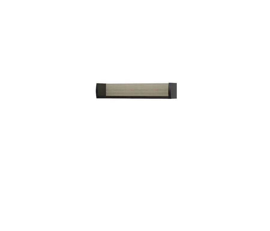 Ксено СТЛ.078.05 Полка L-1040Полки для гостиной<br><br><br>Длина мм: 1040<br>Высота мм: 200<br>Глубина мм: 250