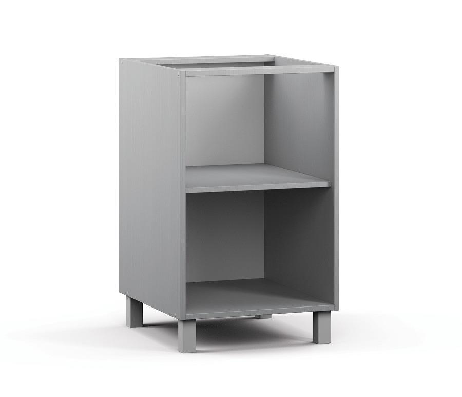 Анна АС-50 Шкаф-СтолМебель для кухни<br>Незаменимый шкаф для  кухни.<br><br>Длина мм: 500<br>Высота мм: 820<br>Глубина мм: 563