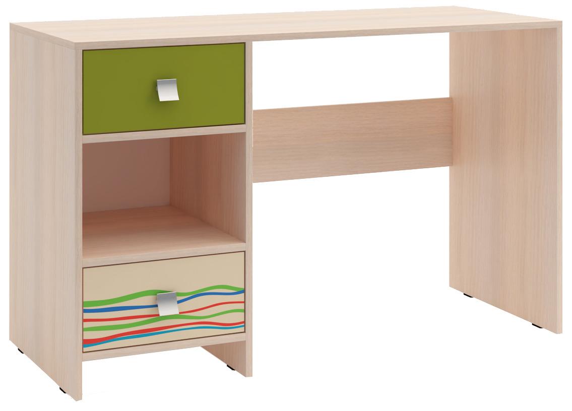 Стол для детской ДружбаПисьменные столы<br><br><br>Длина мм: 1200<br>Высота мм: 740<br>Глубина мм: 500