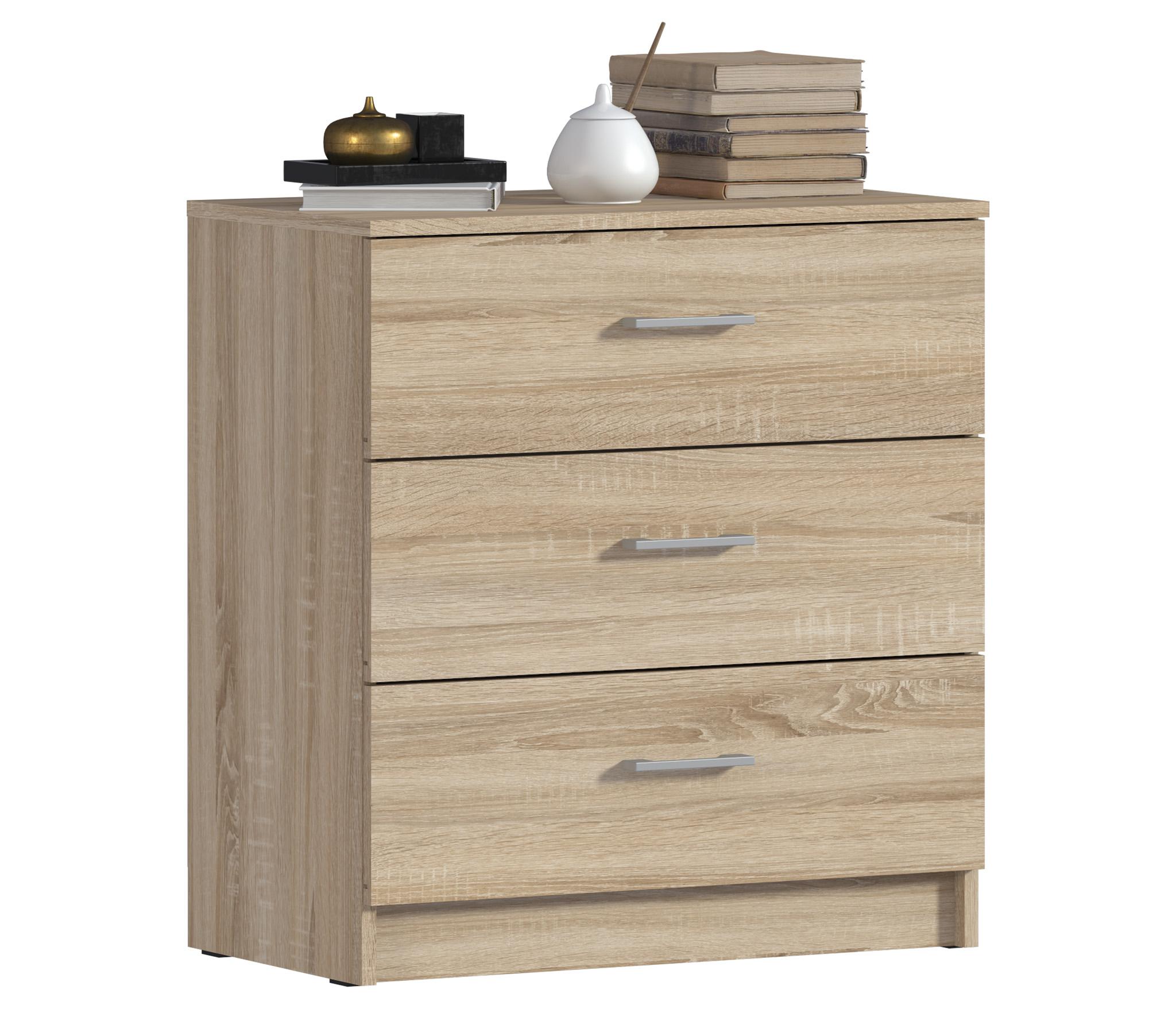 Терра (Лофт) СБ-2964 Комод Сонома тахты с ящиками для хранения