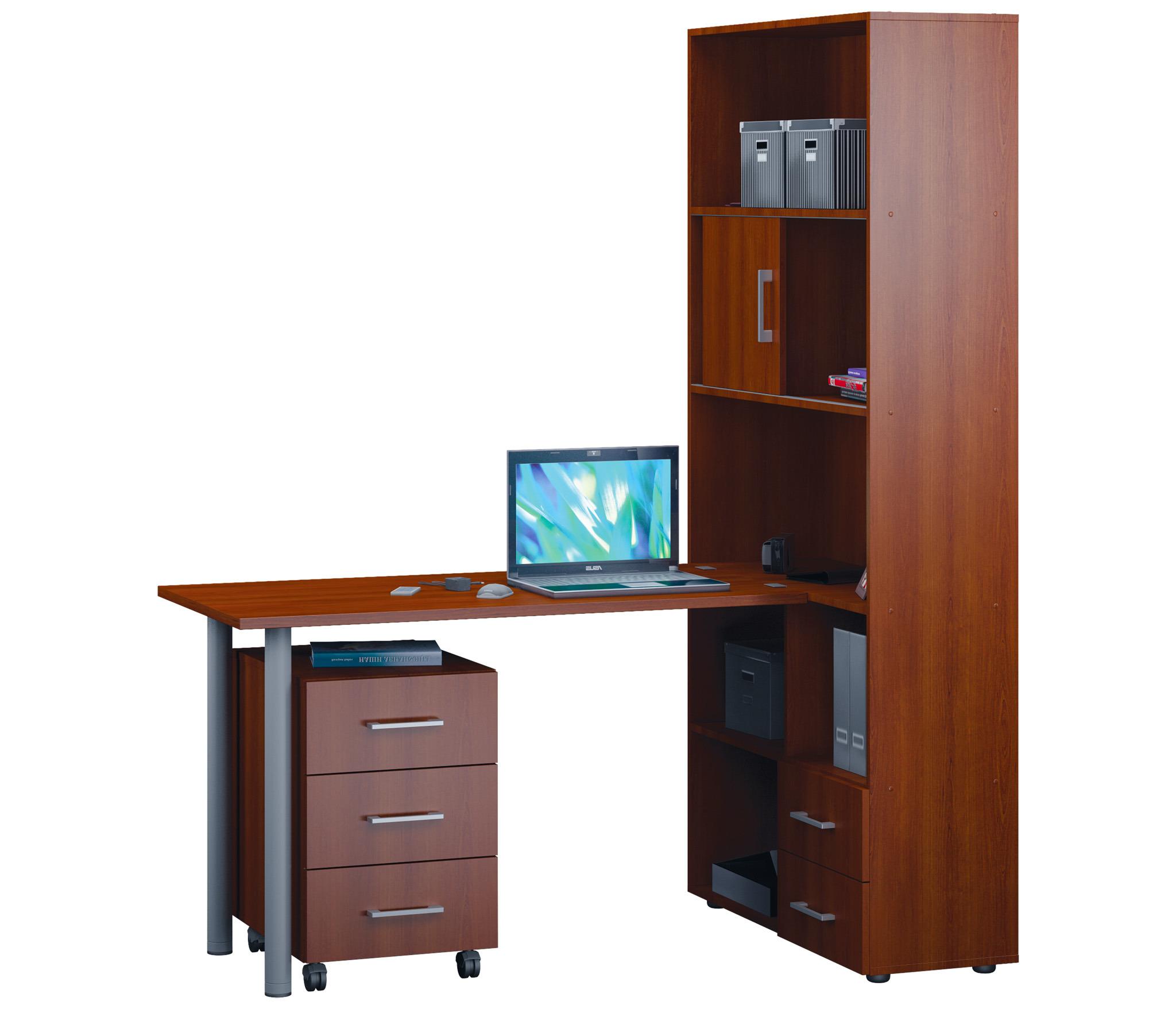 Техно компьютерный стол 1249*900 Орех с тумбой с колесамиКомпьютерные<br>Компьютерный стол в цвете  Орех Мария Луиза . Отличный вариант оформления кабинета.<br><br>Длина мм: 1249<br>Высота мм: 1919<br>Глубина мм: 900
