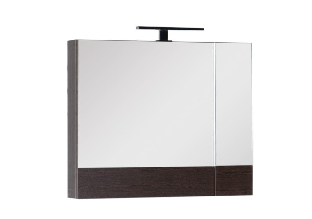 Зеркало Aquanet Нота 75Зеркало- шкаф для ванной<br><br><br>Длина мм: 0<br>Высота мм: 0<br>Глубина мм: 0<br>Цвет: Венге