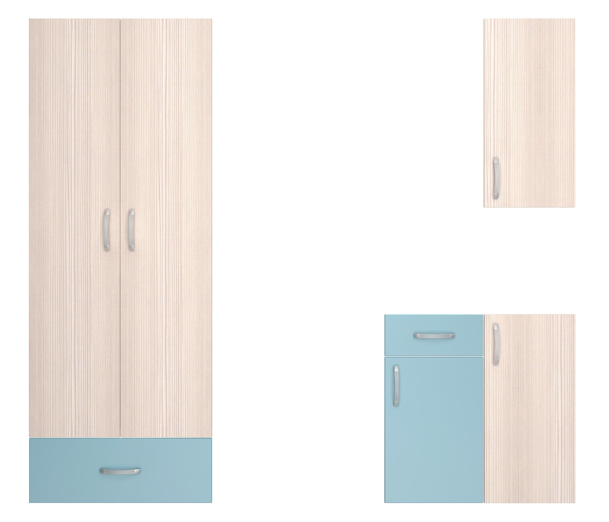 Флауэ СТЛ.170.02М Комплект фасадовМебель для детской<br><br><br>Длина мм: 0<br>Высота мм: 0<br>Глубина мм: 0