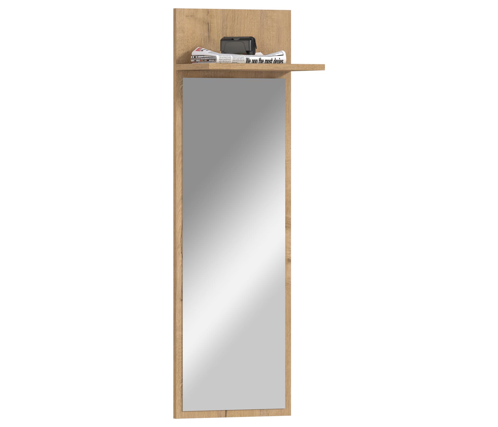 Сидней СБ-2581 Зеркало пуфики кожаные в прихожую