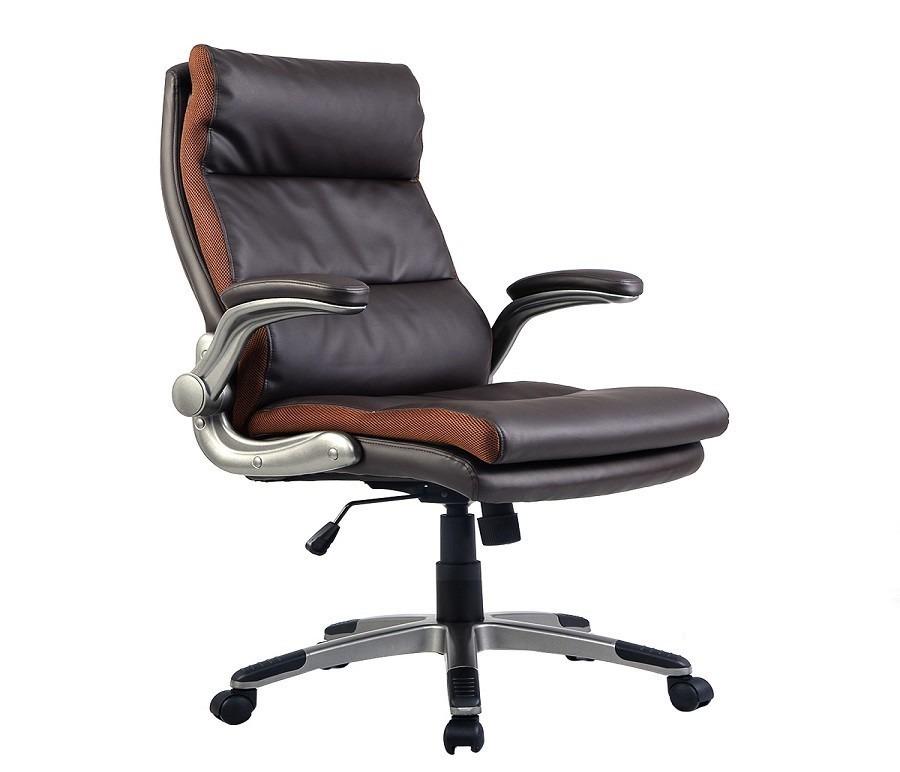 Кресло руководителя HW51442Компьютерные<br><br><br>Длина мм: 490<br>Высота мм: 0<br>Глубина мм: 520<br>Цвет: Коричневый