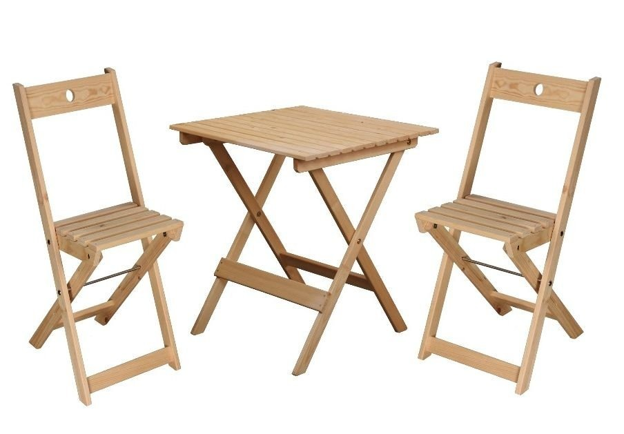 Фото - Набор 2-местный ОПУС (вкл. 3 предм.: стол x1, стул x2) 24v g24ht 2 0 ah x1