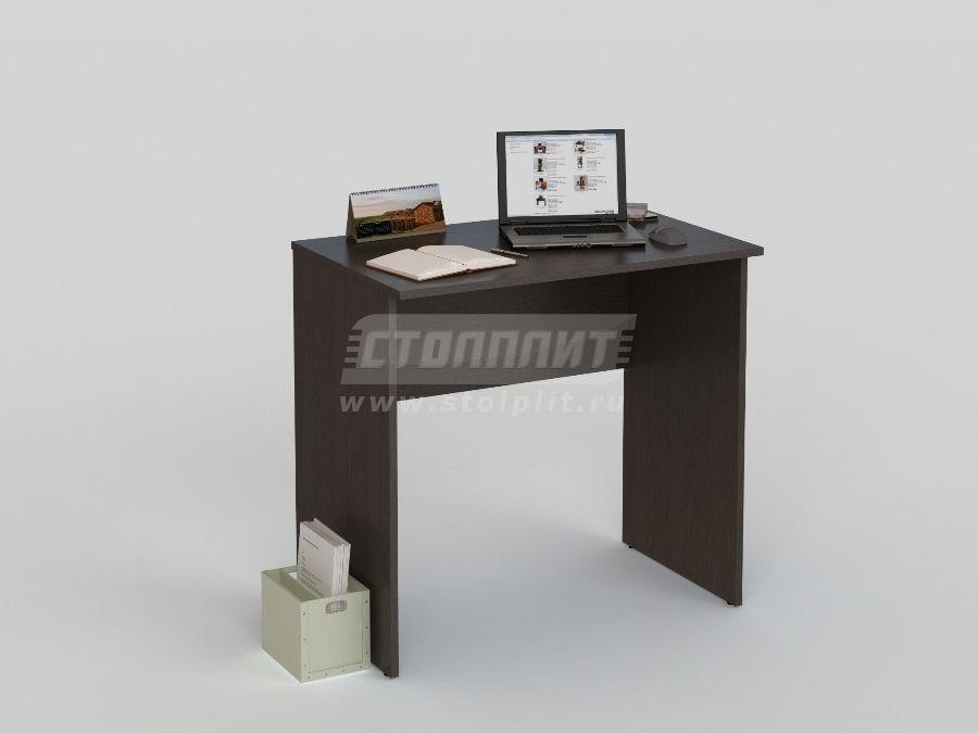 Стол письменный ПС 4001Письменные столы<br><br><br>Длина мм: 800<br>Высота мм: 770<br>Глубина мм: 500<br>Цвет: Венге