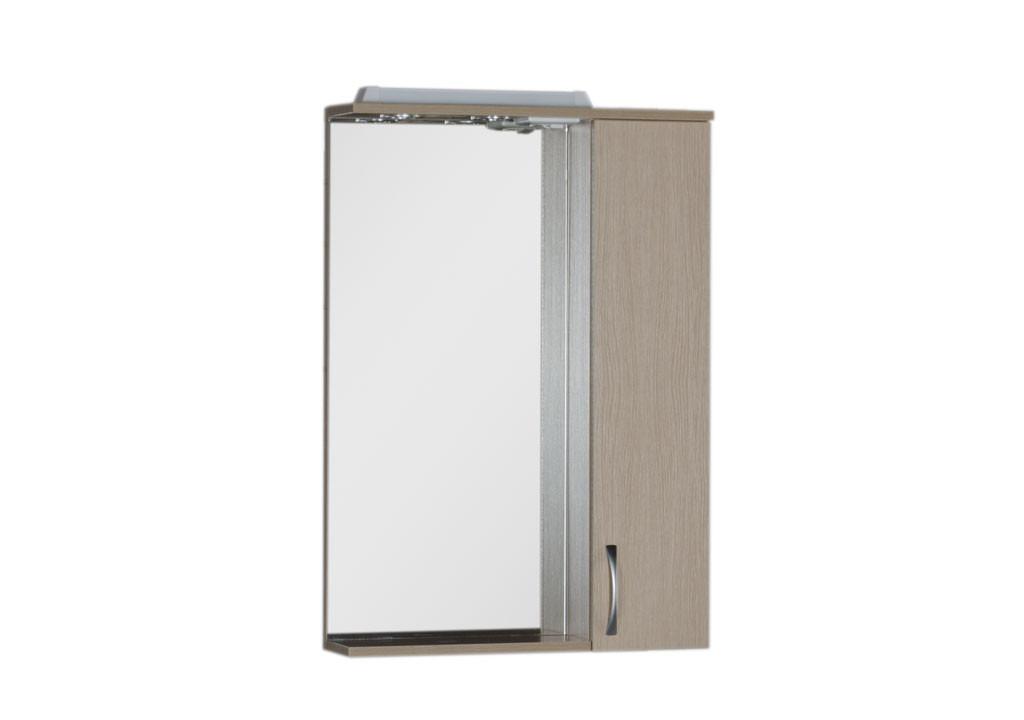 Зеркало Aquanet Донна 60 светлый дубЗеркало- шкаф для ванной<br><br><br>Длина мм: 0<br>Высота мм: 0<br>Глубина мм: 0<br>Цвет: Светлый дуб