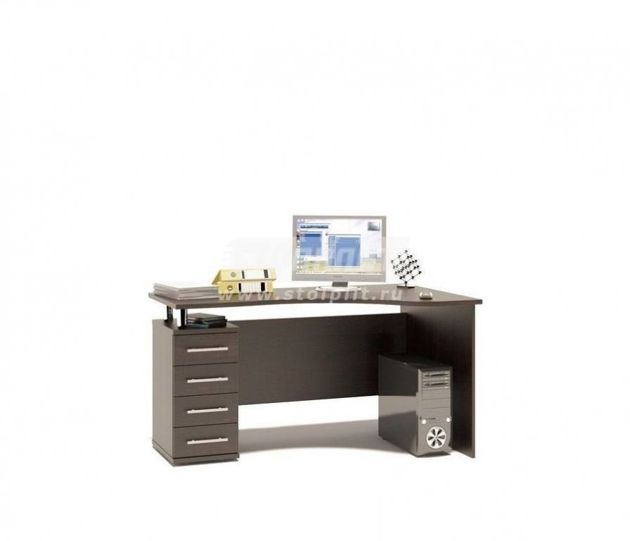 Компьютерный стол Стрейт (КСТ-104) от Столплит
