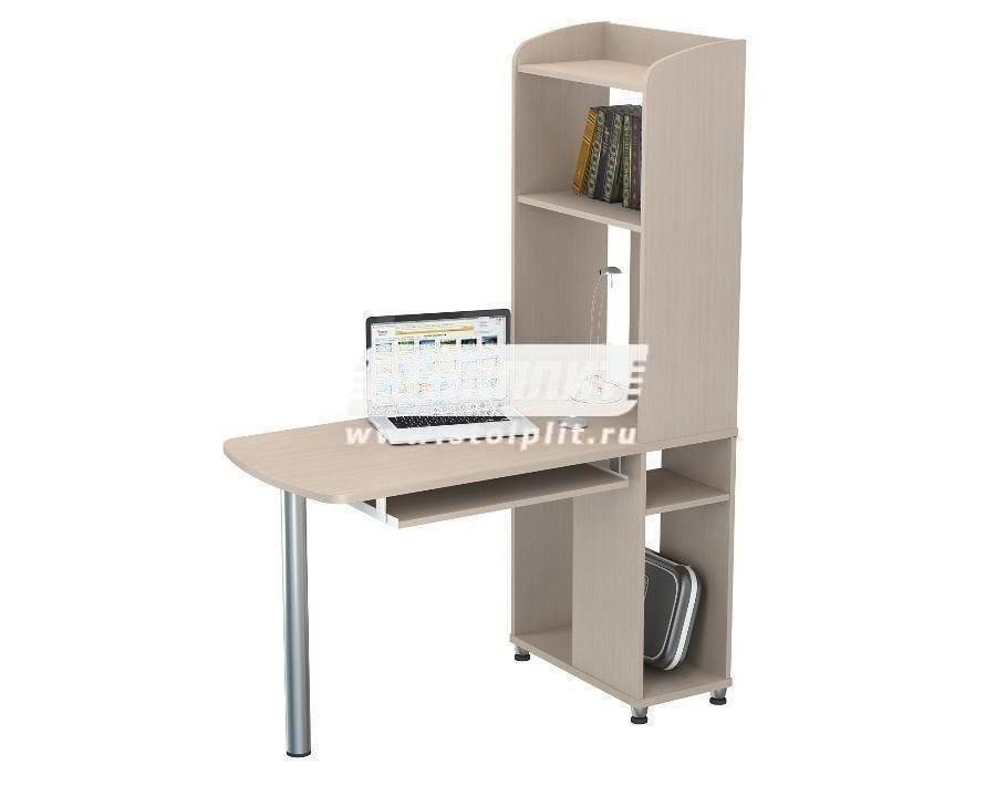 Стол компьютерный КС 2031м1Компьютерные столы<br><br><br>Длина мм: 1200<br>Высота мм: 1700<br>Глубина мм: 600