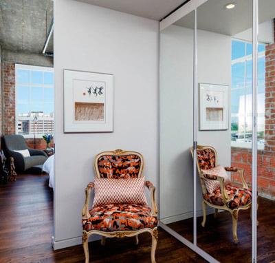 Расстановка мебели в трехкомнатной квартире