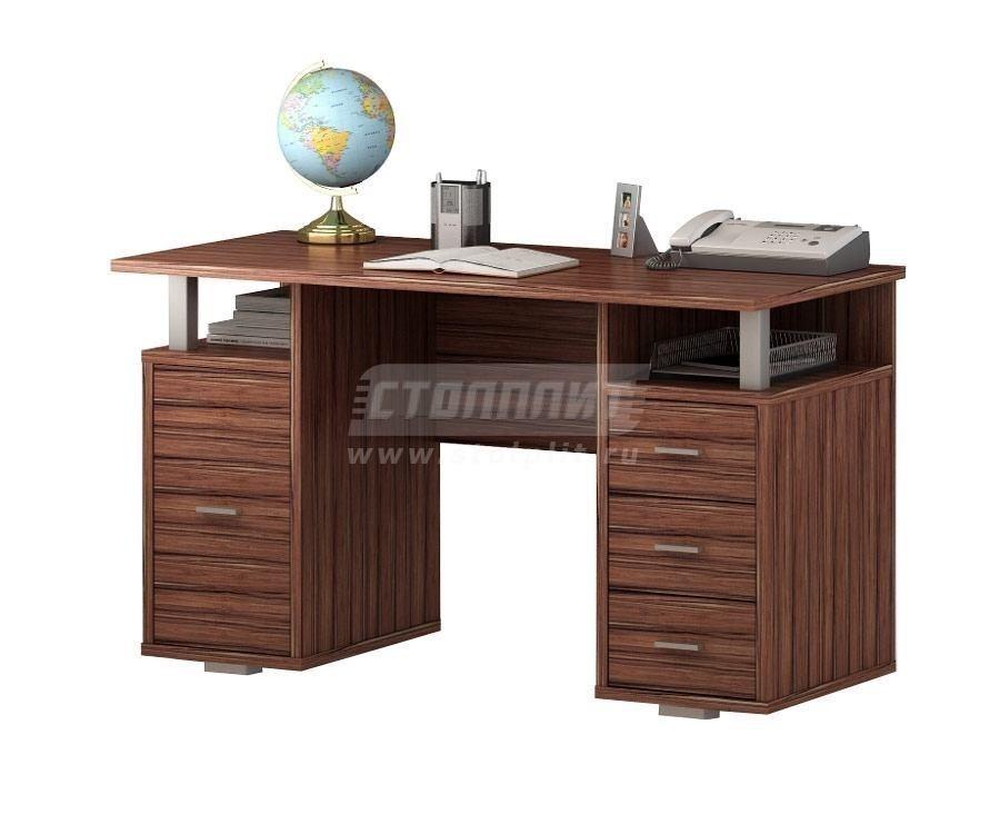 Купить Компьютерный стол Карлос (ПС 40-07) в интернет магазине мебели СТОЛПЛИТ